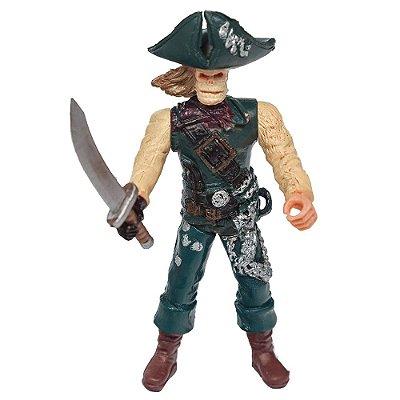 Boneco Piratas dos Sete Mares - Verde - Buba