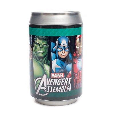 Cofre em Alumínio Avengers Assemble - Zona Criativa