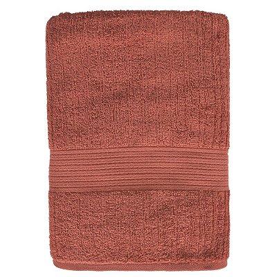 Toalha de Banho Canelada Fio Penteado - Vermelho 1963 - Buddemeyer