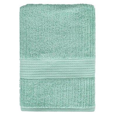 Toalha de Banho Canelada Fio Penteado - Azul Tiffany 1966 - Buddemeyer