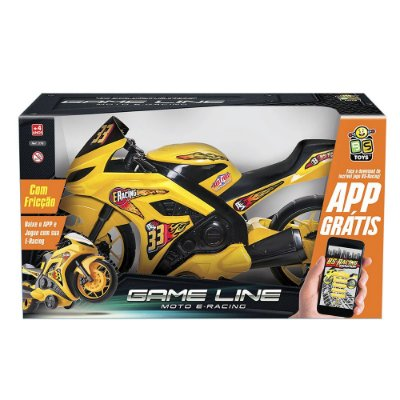 Game Line Moto E-Racing App - BS Toys