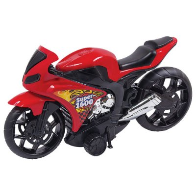 Super 1600 Motorcycle - BS Toys