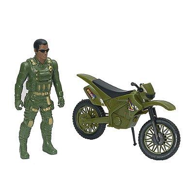 Fatal War Defesa & Resgate - BS Toys