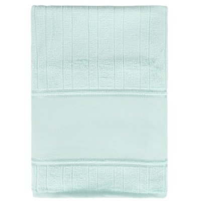 Toalha de Banho Velour Artesanalle - Azul Claro - Döhler