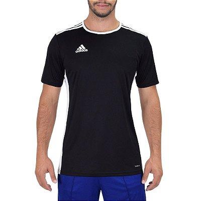 Camisa Masculina Jerseys Maillot - Preta - Adidas