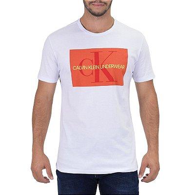 Camiseta Masculina Underwear - Branca - Calvin Klein