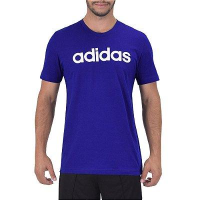 Camiseta Masculina Comm - Azul - Adidas