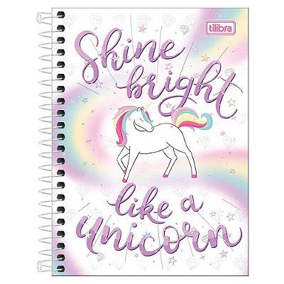 Caderno Blink - Shine Bright - 16 Matérias - Tilibra