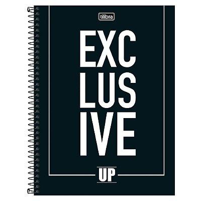 Caderno Up - Exclusive - 10 matérias - Tilibra