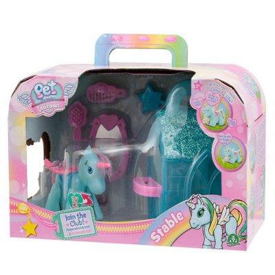 Pet Parade Unicorn Stable - Celestial Indigo - Multikids
