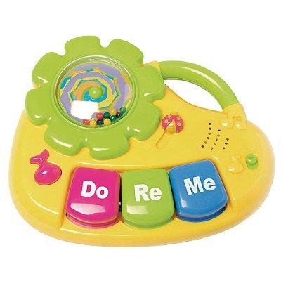 Meu Pequeno Músico - Teclado - Dican