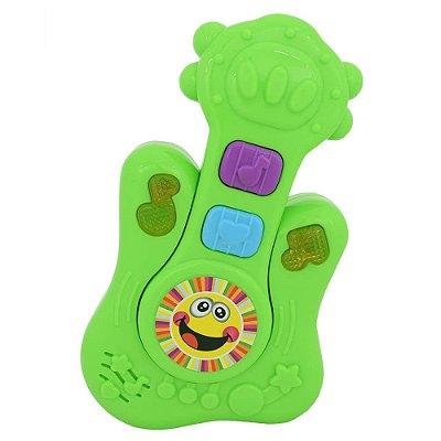 Bebê Musical - Guitarra - Dican