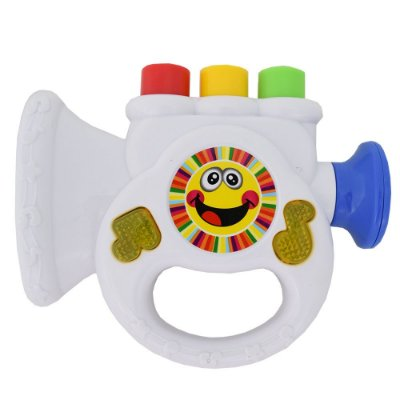 Bebê Musical - Corneta - Dican