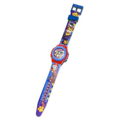 Relógio Infantil Patrulha Canina - Menino - DTC