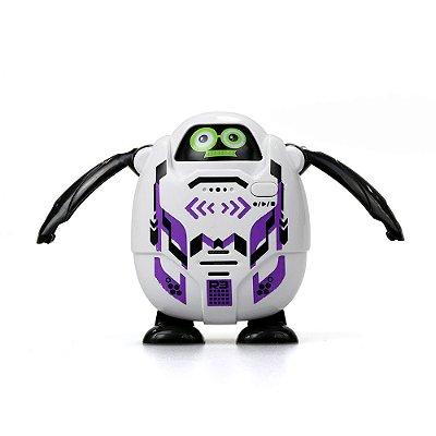 Talkibot Silverlit Robot - Branco - DTC