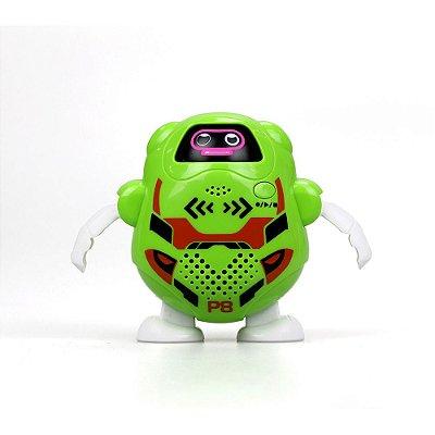 Talkibot Silverlit Robot - Verde - DTC