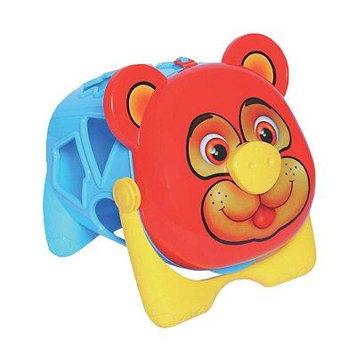Urso Tomy Didático - Mercotoys