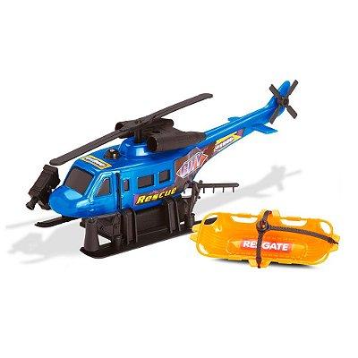 City Force - Helicóptero de Resgate - Cardoso