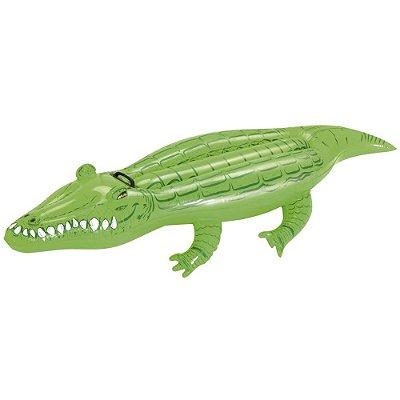 Boia Infantil Inflável - Crocodilo - Bel Splash