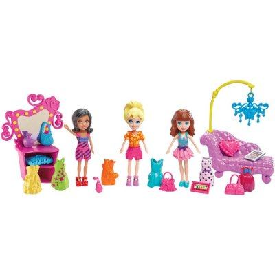 Polly Pocket - Festa Fashion - Mattel