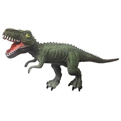 Animal World - Tiranossauro Rex Verde - Buba