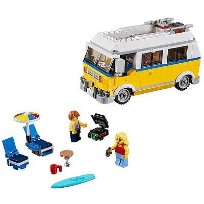 Lego Creator 3 em 1 - Surfer Van - 379 Peças - Lego