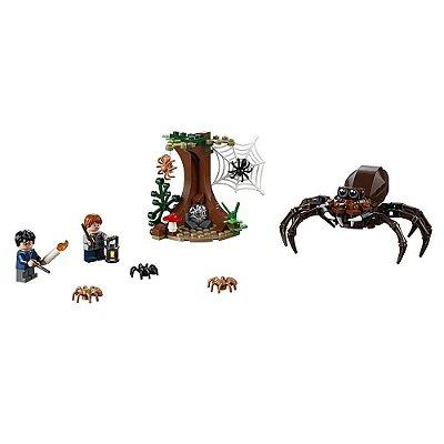 Lego Harry Potter - O Covil de Aragogue - 157 Peças - Lego
