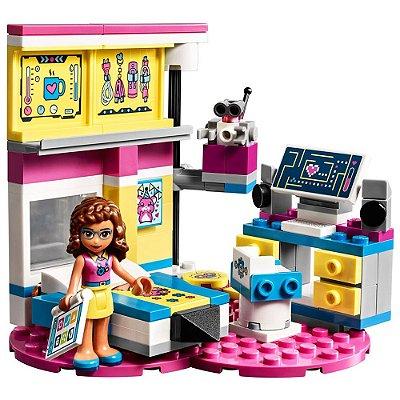 Lego Friends - Quarto de Olivia - 163 Peças - Lego