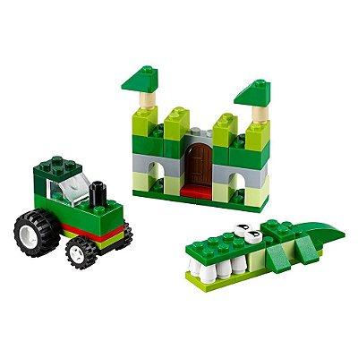 Lego Classic Verde - 66 Peças - Lego