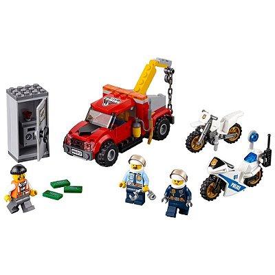 Lego City - Caminhão de Reboque - 144 Peças - Lego