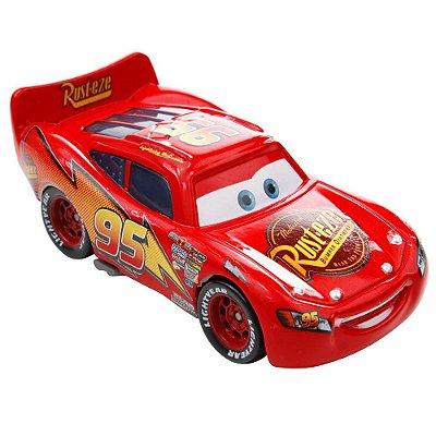 Carros 3 - Relâmpago McQueen Lightning - Mattel