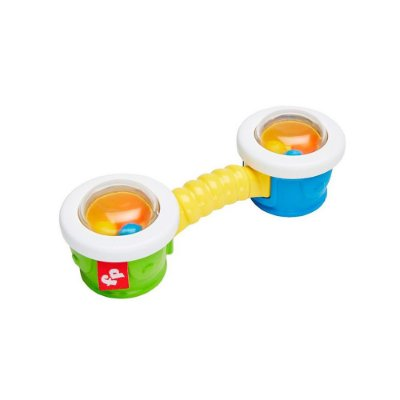 Chocalho Musical - Bongo - Fisher Price