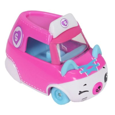 Shopkins Cutie Cars - Têniscar - DTC