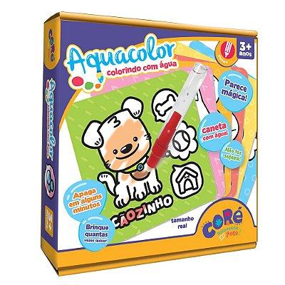 Aquacolor - Colorindo com Água - Coré