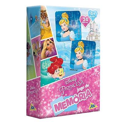 Jogo da Memória - Princesas da Disney - Jak