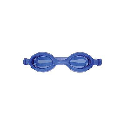 Óculos de Natação Antiembaçante - Azul - Mor