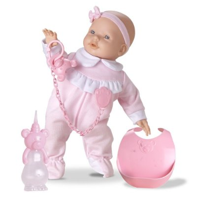 Boneca New Mini Bebê Mania - Roma