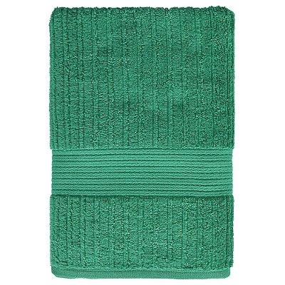 Toalha de Banho Gigante Canelada Fio Penteado - Verde 1869 - Buddemeyer