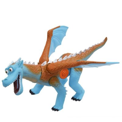 Dragon Um Novo Amigo Com Som - Adijomar