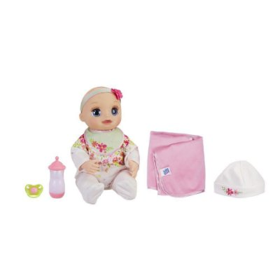 Boneca Baby Alive Meu Bebê Querido - Hasbro