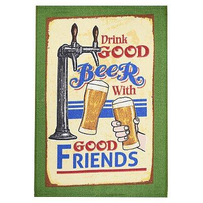 Pano de Copa Felpudo - Beer - Döhler