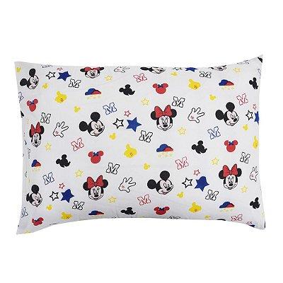 Fronha Avulsa Disney - Mickey e Minnie - Santista
