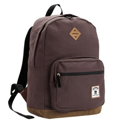 Mochila Para Notebook Canvás - Café - Republic Vix