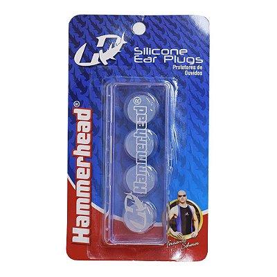 Protetores de Ouvidos em Silicone - Hammerhead