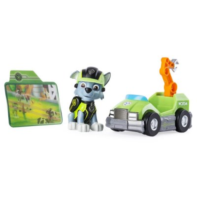 Rocky's Repair Kart - Missão Patrulha Canina - Sunny