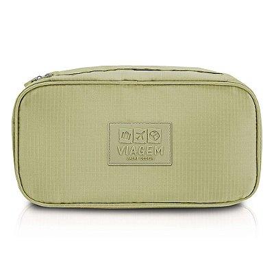 Bolsa Porta Lingerie - Bege - Jacki Design