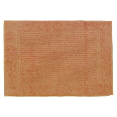 Toalha Piso para Pés - 48 x 70 cm - Laranja 1576 - Buddemeyer