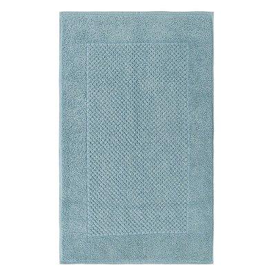 Toalha Piso para Pés Canelada Luxor - Azul 1067 - Buddemeyer