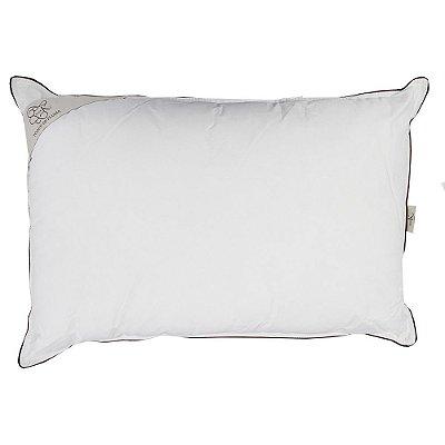 Travesseiro Toque de Pluma 233 Fios Acetinado - Kacyumara