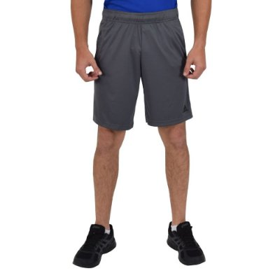Bermuda Plain - Cinza - Adidas